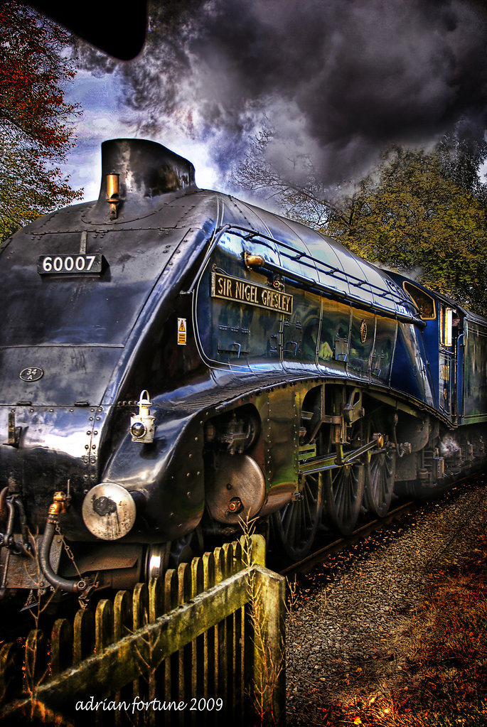 The Nigel Gresley